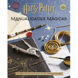 HARRY POTTER, MANUALIDADES...