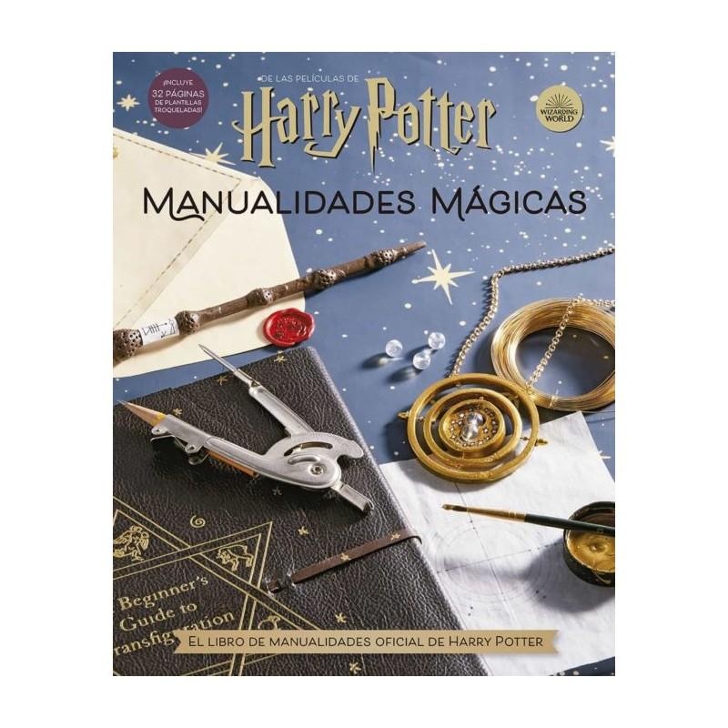 HARRY POTTER, MANUALIDADES MAGICAS