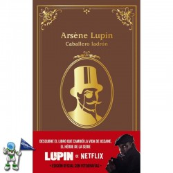 ARSÈNE LUPIN CABALLERO LADRÓN