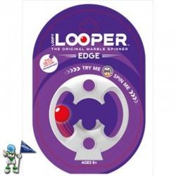 LOOPER EDGE, JUEGO SPINNER DE CANICAS