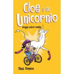CLOE Y SU UNICORNIO 2, AMIGAS SOBRE RUEDAS