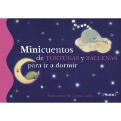 MINICUENTOS DE TORTUGAS Y BALLENAS PARA IR A DORMIR