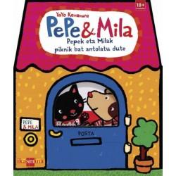 PEPE & MILA PIKNIK BAT ANTOLATU DUT