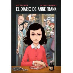EL DIARIO DE ANNE FRANK , NOVELA GRÁFICA