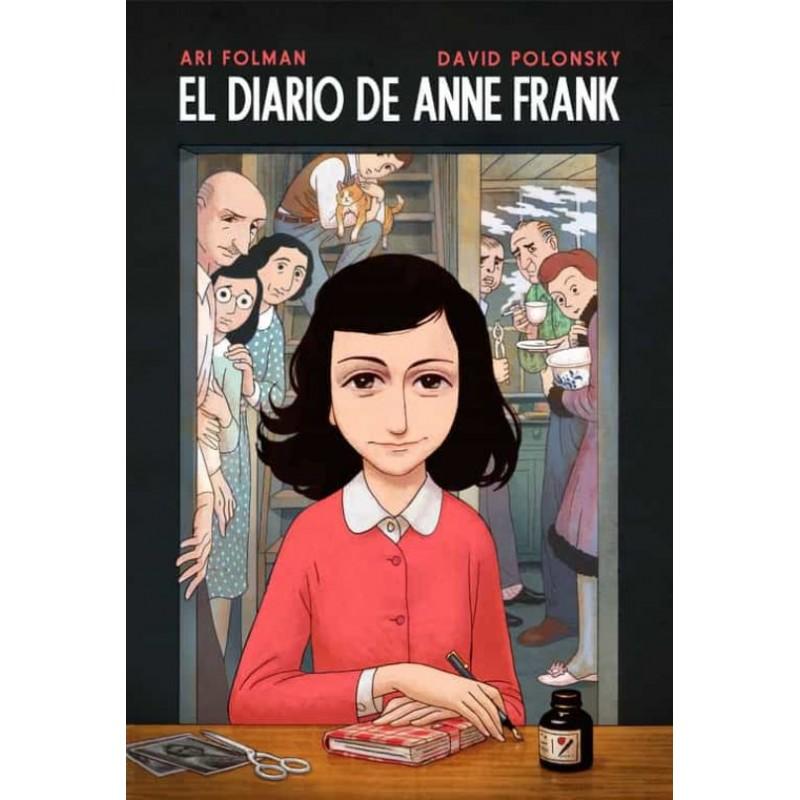 EL DIARIO DE ANNE FRANK, NOVELA GRÁFICA