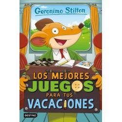 LOS MEJORES JUEGOS PARA TUS VACACIONES , GERONIMO STILTON 28