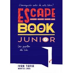 ESCAPE BOOK JUNIOR, LAS PUERTAS DE LÍA