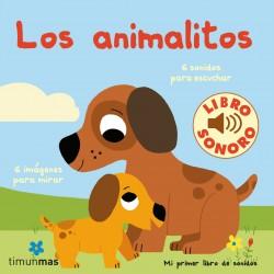 MI PRIMER LIBRO DE SONIDOS, LOS ANIMALITOS