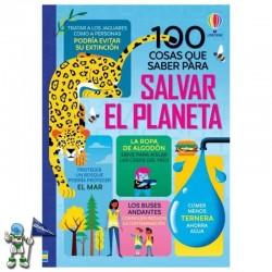 100 COSAS QUE SABER PARA SALVAR PLANETA