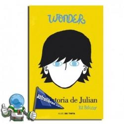 WONDER | LA HISTORIA DE JULIÁN | LIBRO JUVENIL