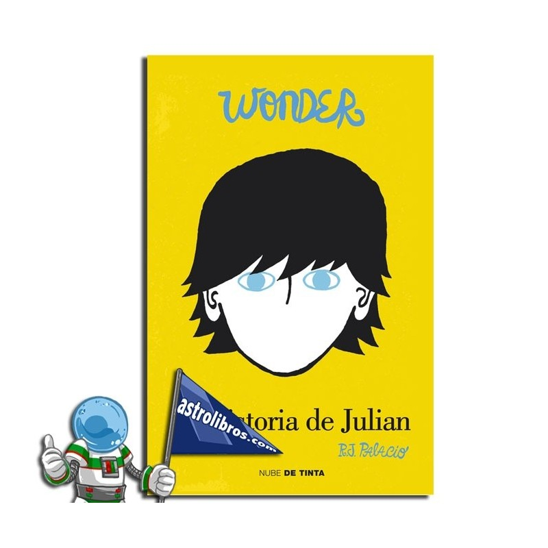 Wonder. La historia de Julián. Libro juvenil.