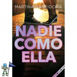 NADIE COMO ELLA, LA NUEVA SERIE DE MARTINA 2