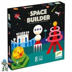 JUEGO DJECO SPACE BUILDER