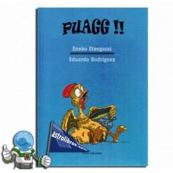PUAGG!! , EDICIÓN EN EUSKERA
