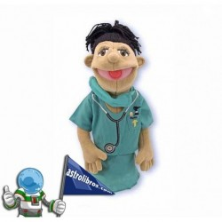 Marioneta de Médico