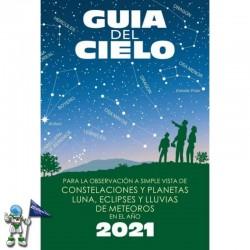 GUÍA DEL CIELO 2021