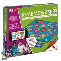 MEMORIZZERS, JUEGO DE MESA EDUCATIVO FAMILIAR