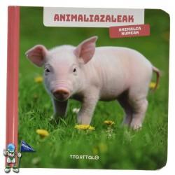 ANIMALIA KUMEAK , ANIMALIAZALEAK