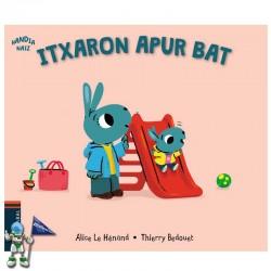 ITXARON APUR BAT | HANDIA NAIZ 13