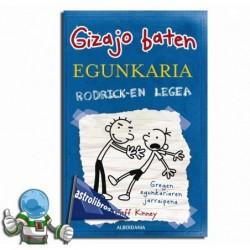 Diario de Greg 2 (Euskera)