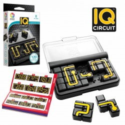 IQ CIRCUIT, JUEGO DE LÓGICA SMART GAMES