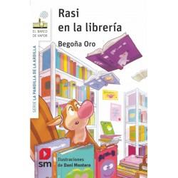 RASI EN LA LIBRERÍA, LA PANDILLA DE LA ARDILLA 23