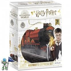 HARRY POTTER PUZZLE 3D EXPRESO DE HOGWARTS