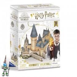 HARRY POTTER PUZZLEA 3D GRAN HALL DE HOGWARTS