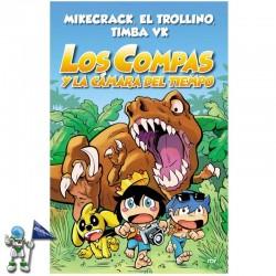 LOS COMPAS Y LA CÁMARA DEL TIEMPO, LOS COMPAS 3