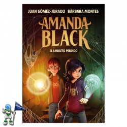 AMANDA BLACK 2, EL AMULETO PERDIDO