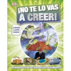 ¡NO TE LO VAS A CREER! LIBROS DE CIENCIA PARA JÓVENES