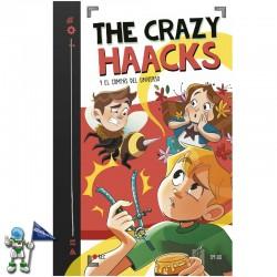 THE CRAZY HAACKS Y EL COMPÁS DEL UNIVERSO, THE CRAZY HAACKS 10
