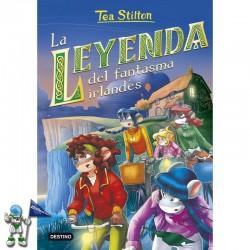 TEA STILTON 41, LA LEYENDA DEL FANTASMA IRLANDÉS