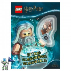 HARRY POTTER LEGO, DIARIO DE RECUERDOS DE HOGWARTS