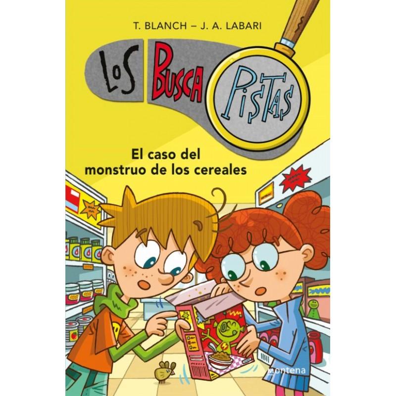 LOS BUSCAPISTAS 6, EL CASO DEL MONSTRUO DE LOS CEREALES