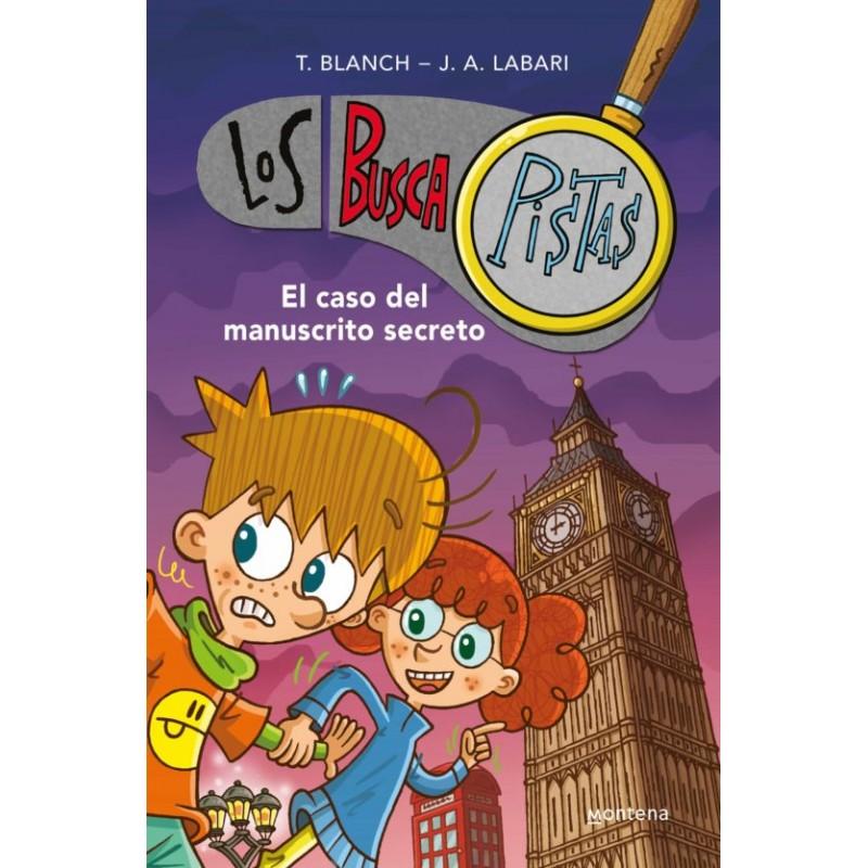 LOS BUSCAPISTAS ESPECIAL, EL CASO DEL MANUSCRITO SECRETO