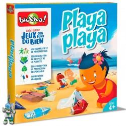 PLAYA PLAYA JUEGO COOPERATIVO DE MESA