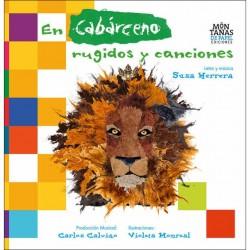 EN CABÁRCENO RUGIDOS Y CANCIONES, LIBRO DE CANCIONES CON CD Y DVD