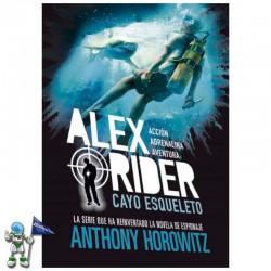 ALEX RIDER 3, CAYO ESQUELETO