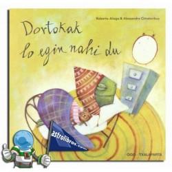 Dortokak lo egin nahi du. Libro en euskera.