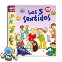 Los 5 sentidos. Mini Larousse