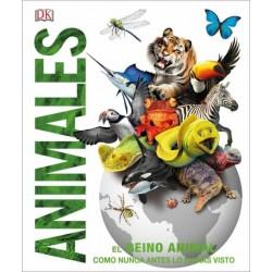 ANIMALES, EL REINO ANIMAL COMO NUNCA ANTES LO HABÍAS VISTO