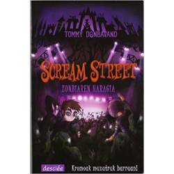 ZONBIAREN HARAGIA | SCREAM STREET 4