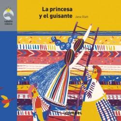 LA PRINCESA Y EL GUISANTE , CABALLO CLÁSICO , MAYÚSCULAS