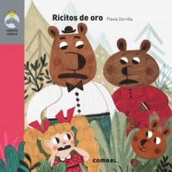 RICITOS DE ORO , CABALLO CLÁSICO , MAYÚSCULAS