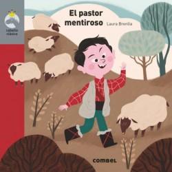 EL PASTOR MENTIROSO , CABALLO CLÁSICO , MAYÚSCULAS