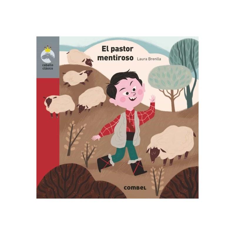 EL PASTOR MENTIROSO, CABALLO CLÁSICO MAYÚSCULAS