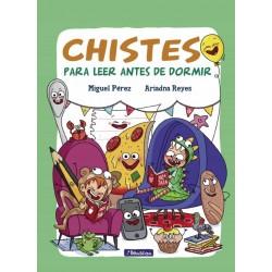 CHISTES PARA LEER ANTES DE DORMIR