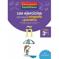 CUADERNO 120 EJERCICIOS ORTOGRAFIA GRAMATICA
