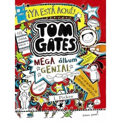 TOM GATES, MEGA ALBUM GENIAL